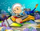 科技未来生活-海底探