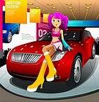 科技未来生活-车模