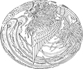 中国古典矢量凤凰_3
