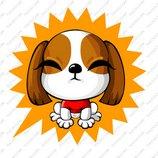 卡通苏格兰梗犬_9