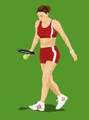 体育运动矢量图_16