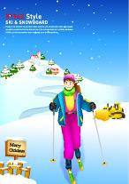 冬季滑雪运动_2