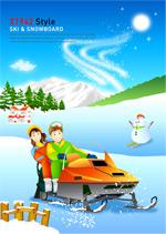 冬季滑雪运动_7