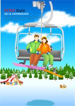 冬季滑雪运动_12