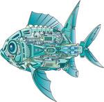 矢量机器鱼