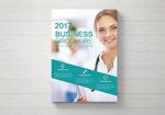 医疗行业画册