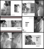 黑白室内摄影画册