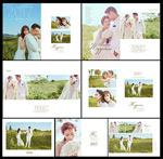 婚礼摄影画册