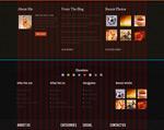 BLOG网页模板