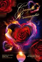 火焰玫瑰情人节