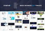 企业通用网页模板