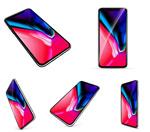 iPhoneX多角度