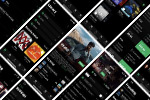 音乐平台APP模板