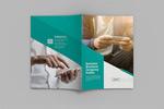 ID企业画册模板