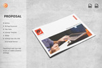 企业画册ID模板