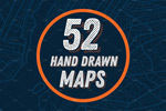 52款手绘地图
