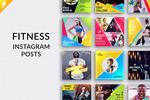 健身社交媒体设计