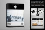 高端企业画册模板