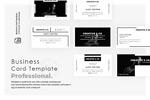 商务名片设计模板