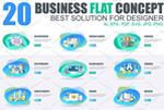 商务商业概念图