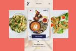 餐厅App模板