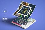地产宣传手册模板