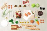 食品超市VI样机