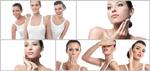 化妆品模特