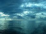 大海上的天空