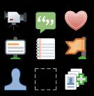 facebook风格
