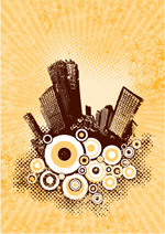 潮流城市建筑8