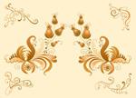古典风格花纹2