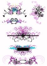 实用装饰花纹2