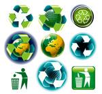 地球环保主题