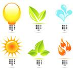 环保主题图标