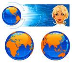 地球科技客服
