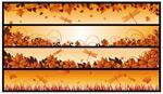 秋天的banner
