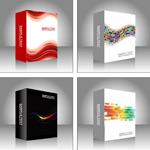 幻彩软件包装盒