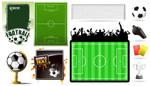 足球运动主题