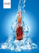 可口可乐夏季广告
