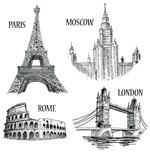 世界著名旅游景点