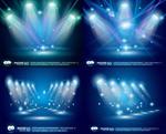 灯效梦幻舞台