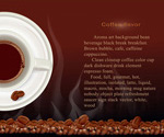 咖啡宣传海报