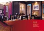 高级餐厅画册