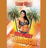 夏日派对宣传单