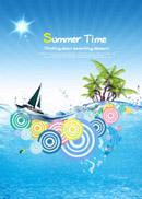 夏季时光海报