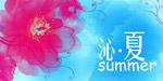 沁夏夏季吊旗