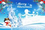 冰雪圣诞节