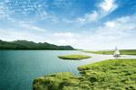 湖泊和草地