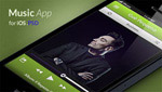 iOS音乐应用